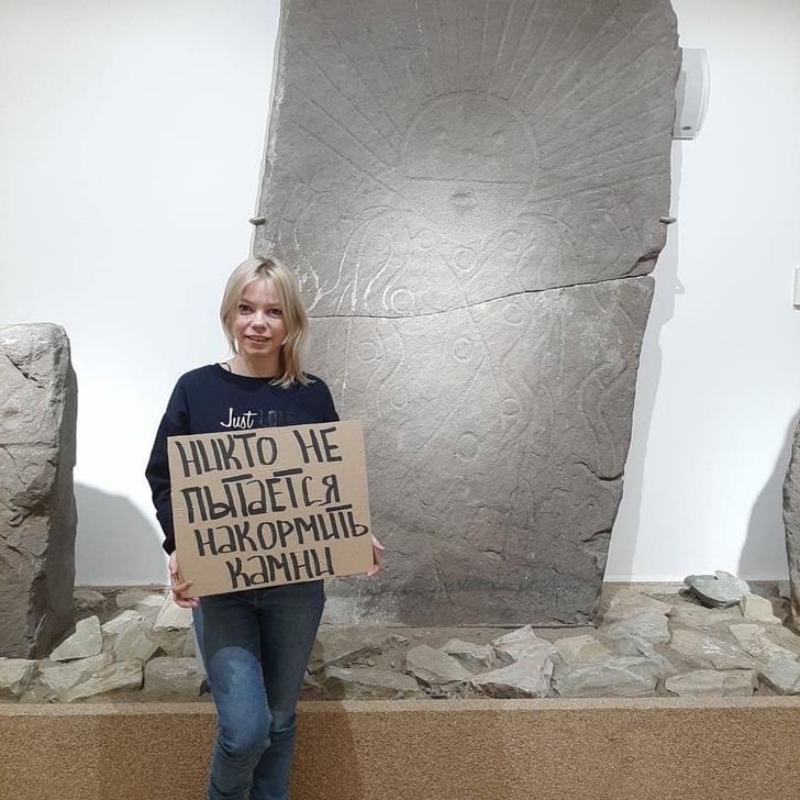 Фото №13 - «Никто не целится в смотрителя из лука»: российские театры, музеи и библиотеки пытаются весело скучать по посетителям (фото)