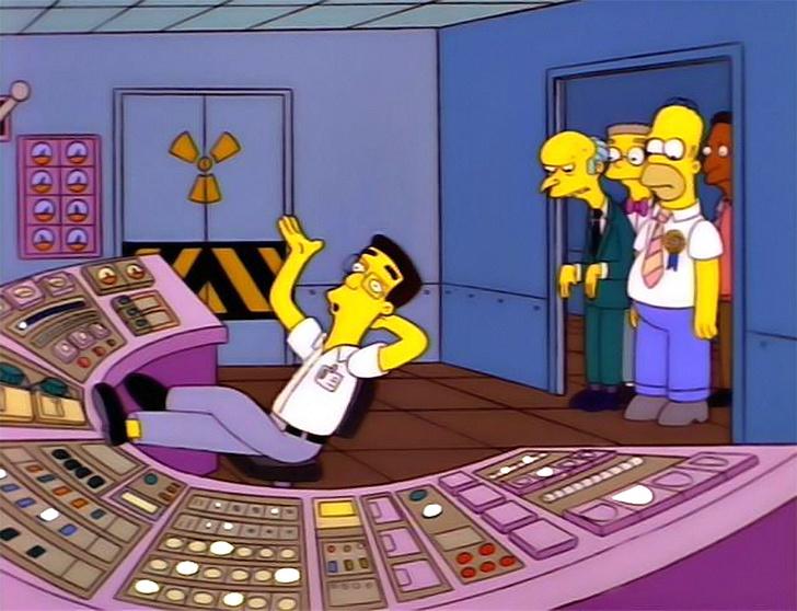Фото №1 - Рейтинг всех (всех-всех-всех) эпизодов «Симпсонов» в одной картинке