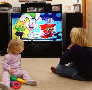 Фото №1 - Просмотр телепрограмм ведет к расстройству внимания