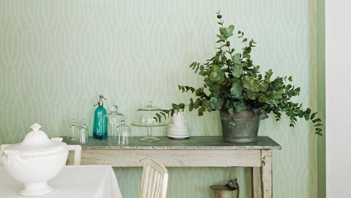 Фото №8 - Зеленый цвет в интерьере: советы по декору