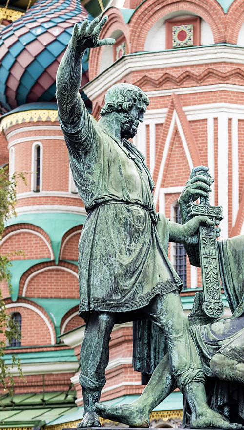 Фото №3 - Общее дело: Памятник Минину и Пожарскому — краудфандинговый проект XIX века