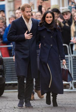 Фото №6 - Эффект Меган Маркл: какие модные бренды прославила супруга принца Гарри