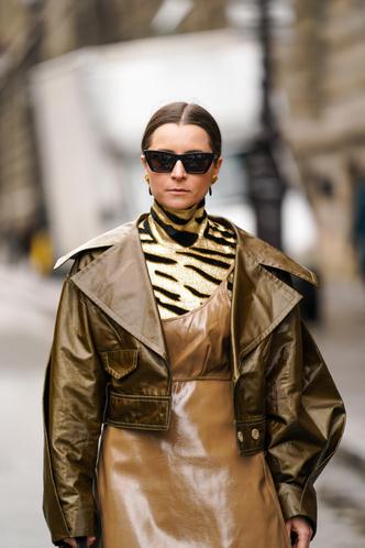 Фото №10 - 5 главных ошибок при выборе кожаной куртки: от цвета до фасона