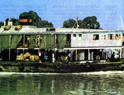 Фото №1 - Вниз по Иравади