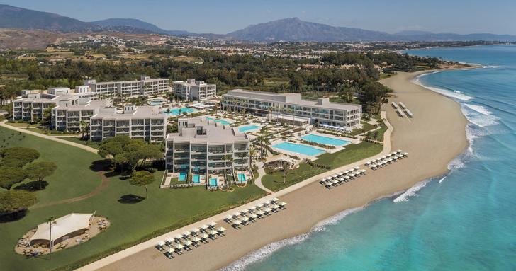 Фото №1 - Вокруг света: отель Ikos Andalusia в Марбелье