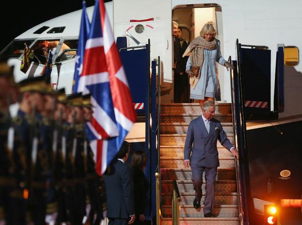 Фото №5 - Почему герцогиня Камилла не любит путешествовать с принцем Чарльзом