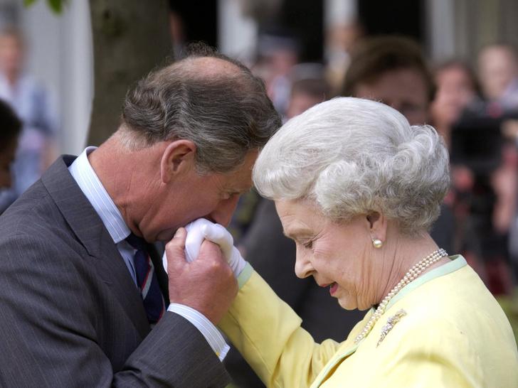 Фото №3 - Почему королевским наследникам запрещено называть родителей мамой и папой