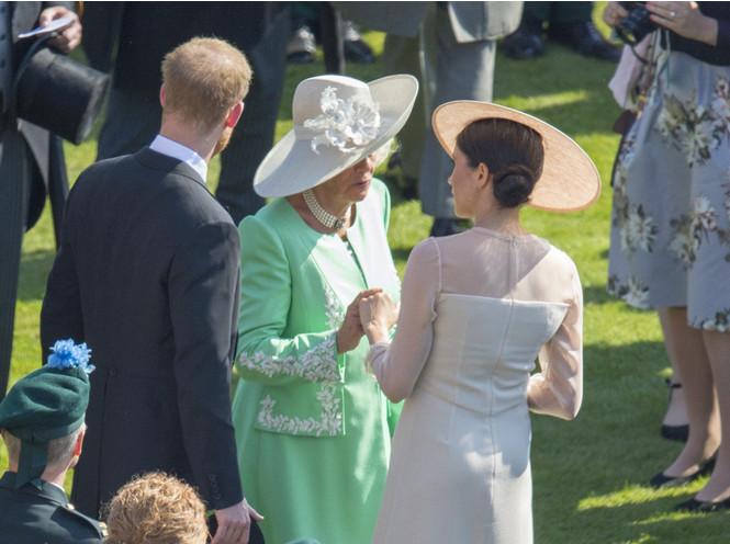 Фото №7 - Много чести: как и зачем Елизавета II заботится о Меган Маркл