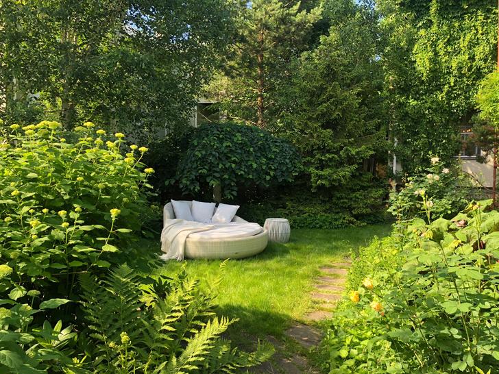 Фото №20 - ELLE DECORATION в саду у дизайнера Ирины Глик