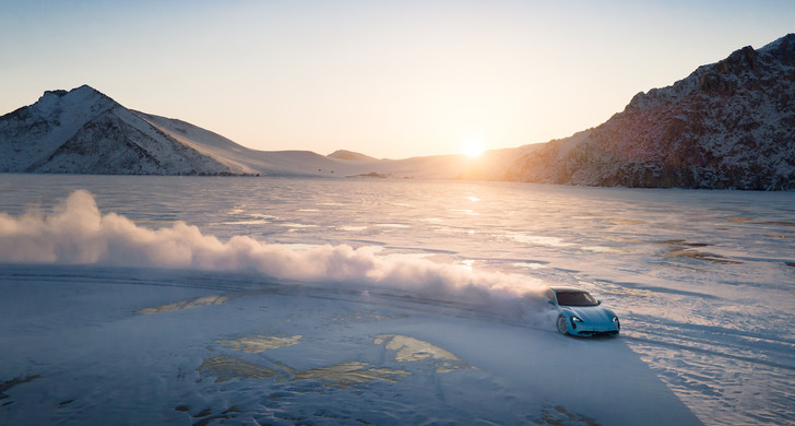 Фото №5 - Байкал: электрический лед
