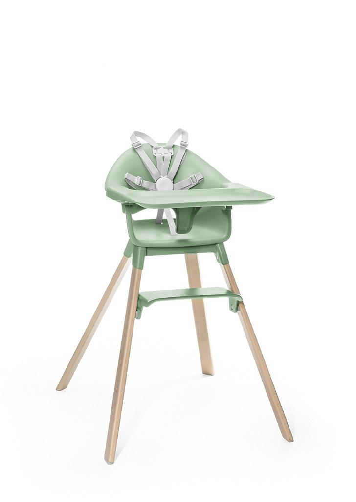 Фото №2 - Пора обедать со Stokke© Clikk — детским стульчиком, который собирается на 1-2-3