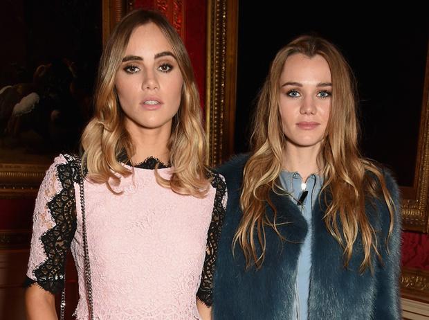 Фото №6 - Две половинки: самые успешные сестры и братья модного мира
