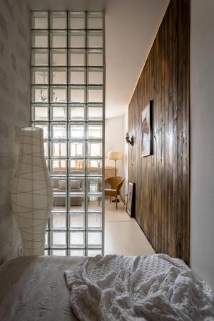 Фото №10 - Маленькая квартира в экостиле