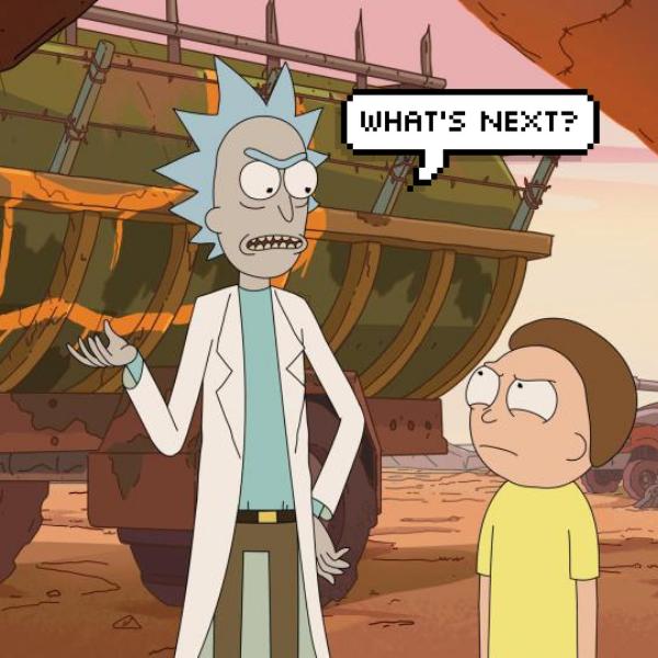 Фото №1 - Чего стоит ждать от шестого сезона мульсериала «Рик и Морти»