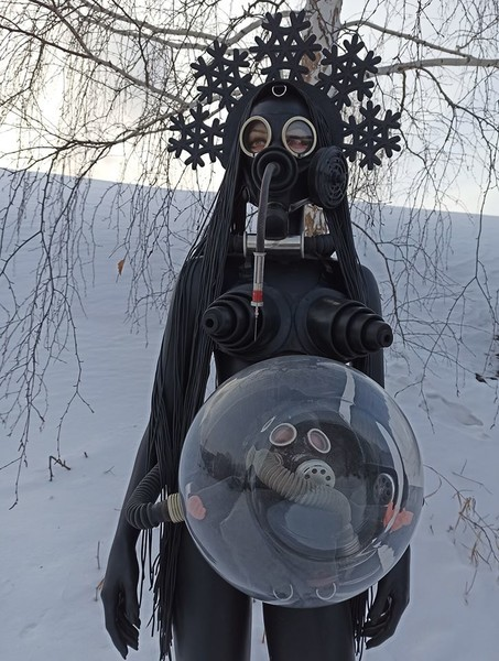 Фото №3 - Протест не взатяг: бессмысленное бегство красноярцев от «черного неба»
