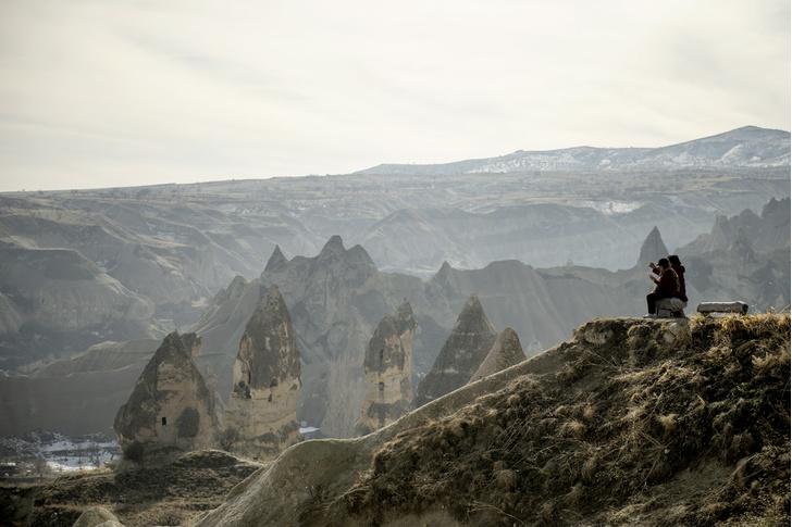 Фото №1 - Местные жители: пещерное сознание
