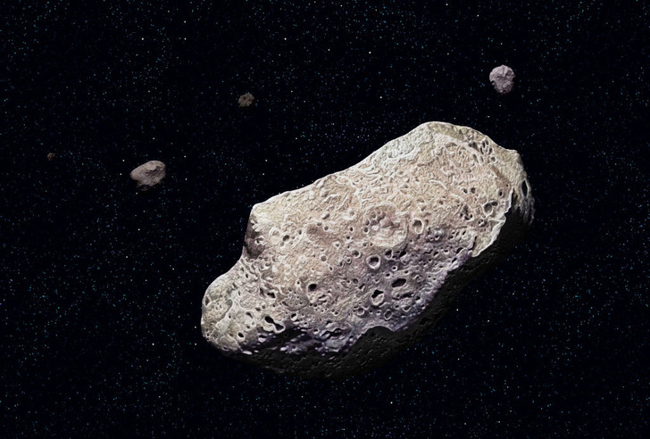 Фото №1 - К Земле приближается крупный астероид