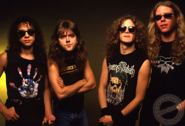Фото №3 - История одной песни: «One» Metallica, 1988