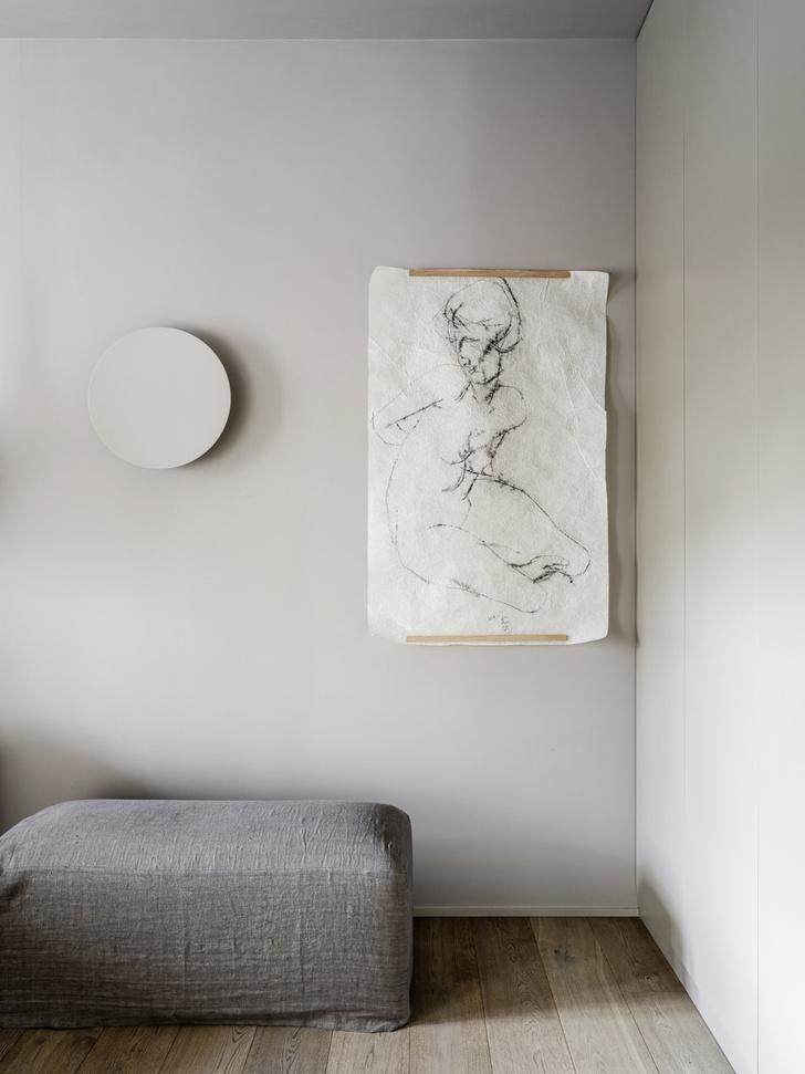 Фото №4 - Законы природы: квартира дизайнера Анастасии Комаровой