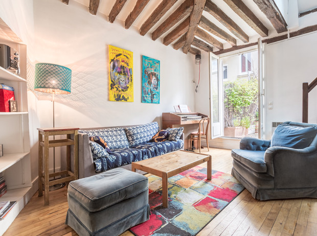 Фото №5 - Увидеть Париж и не разориться: 5 экономичных мест для проживания в центре