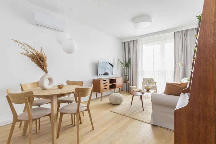 Фото №4 - Светлая квартира 57 м² для молодого врача в Варшаве