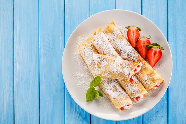 Фото №2 - Не только блины: 7 традиционных блюд на Масленицу