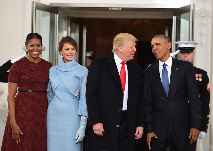 Фото №6 - Жизнь по протоколу: что нельзя делать женам президентов