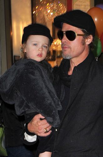 Фото №4 - Дети раздора: причина развода Анджелины Джоли и Брэда Питта