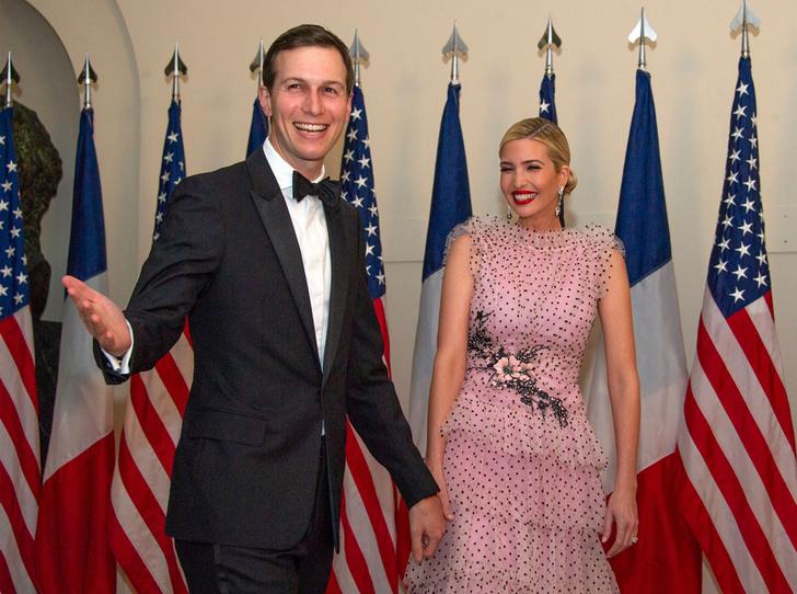 Фото №15 - Как Трамп Макрона принимал: самые яркие детали госвизита французской Первой пары в США