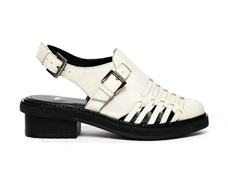 Туфли-монки Asos