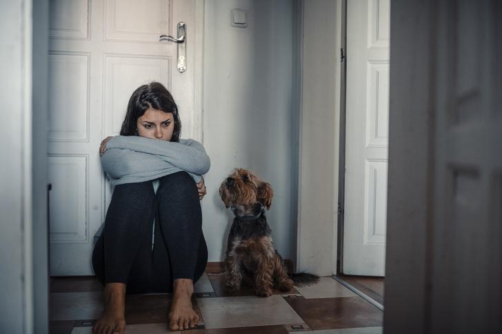 паническая атака ночью: симптомы, как справиться