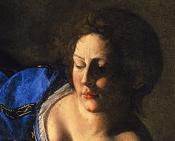 Фото №2 - Женская сила: «Юдифь, убивающая Олоферна» Артемизии Джентилески