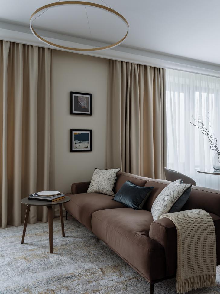 Фото №5 - Светлая квартира 60 м² для молодой пары из Петербурга