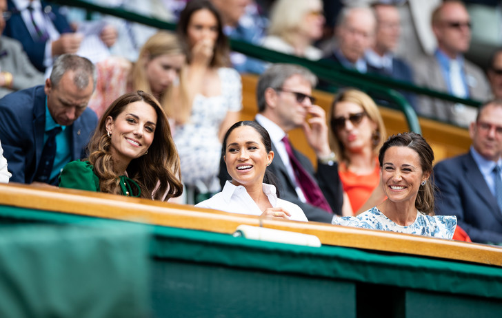 Фото №32 - Виндзоры и Уимблдон: краткая история отношений королевской семьи и тенниса