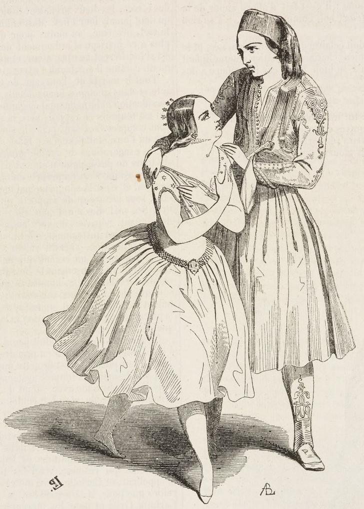 Фото №1 - Больше чем балет: 5 незабываемых танцевальных дуэтов