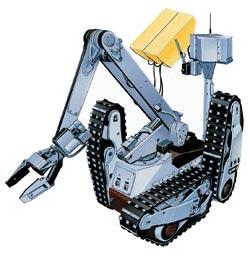 Фото №4 - Робот в помощь бойцу