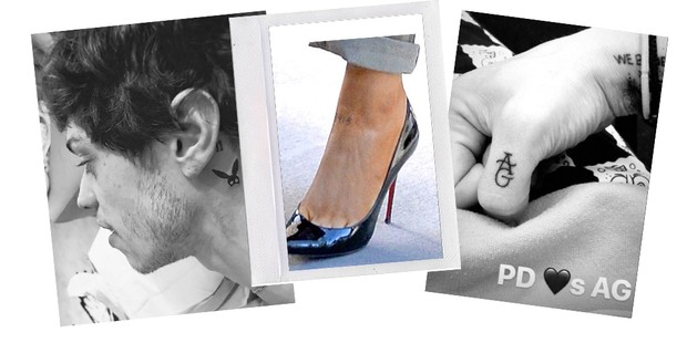 Фото №4 - Это по любви: звездные пары, которые сделали парные татуировки