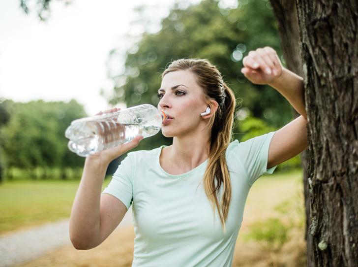 Фото №2 - Припекло: как правильно заниматься спортом летом