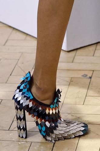Фото №104 - Самая модная обувь сезона осень-зима 16/17, часть 2