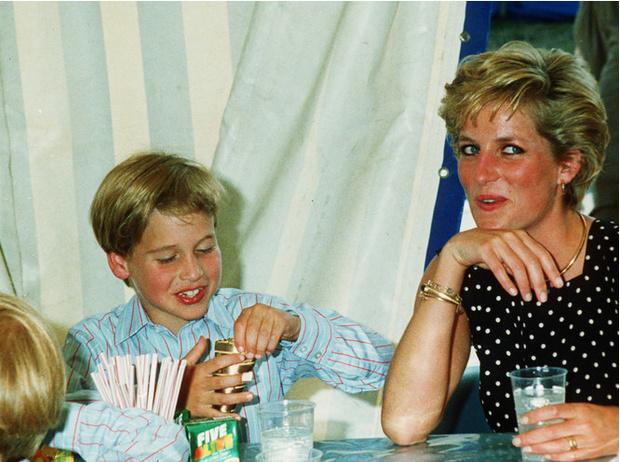 Фото №2 - Каким блюдом принцесса Диана баловала Гарри особенно часто