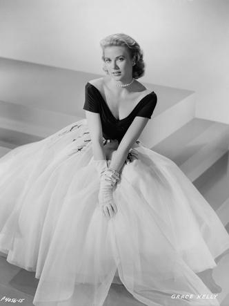 Фото №14 - Княгиня, актриса, дива: образы Грейс Келли, которые вошли в историю