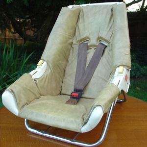 Фото №8 - Поедем, малютка, кататься: первой автолюльке для новорожденных 30 лет