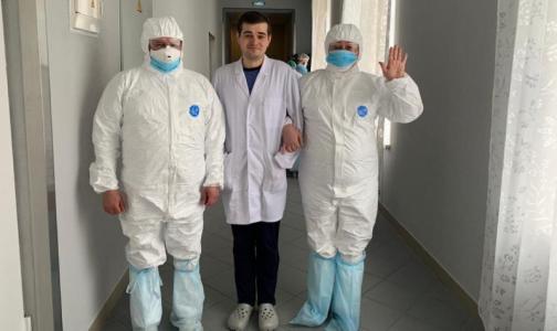 Фото №1 - «Тренировались, как солдаты». Главврач больницы № 20 - о том, как стационар готовился к приему пациентов с коронавирусом