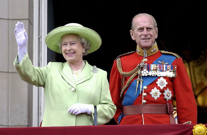 принц Филипп фото
