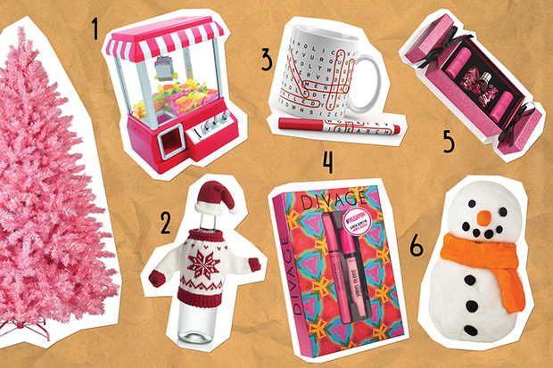 Фото №1 - Больше 50 новогодних подарков на любой вкус и кошелек