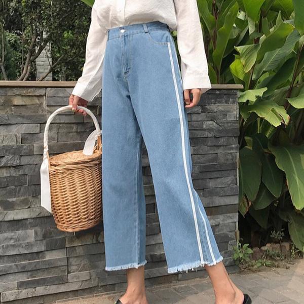 Фото №13 - DIY: 20 способов преобразить старые джинсы