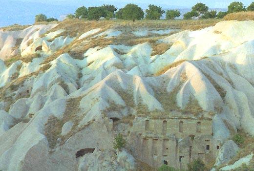 Фото №6 - Страна фей, или Подземная Каппадокия
