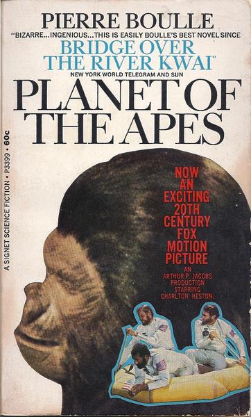 «Планета обезьян», Пьер Буль