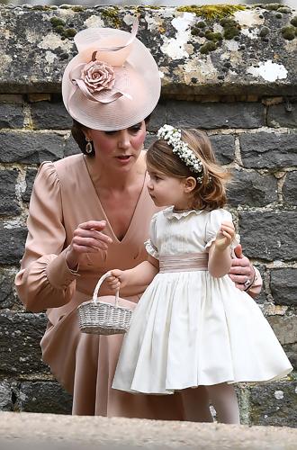Фото №6 - Принцесса Шарлотта Кембриджская: третий год в фотографиях
