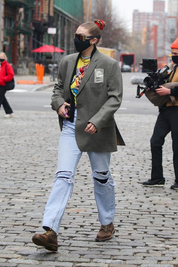 Джиджи Хадид дня: берем уроки стиля у популярной модели